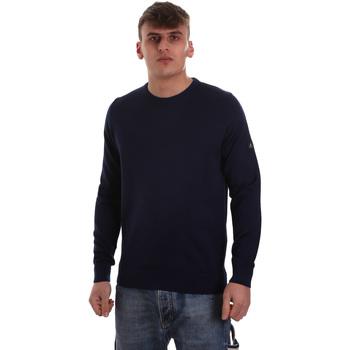 Textil Homem camisolas Navigare NV10221 30 Azul
