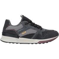 Sapatos Homem Sapatilhas Wrangler WM92200A Cinzento