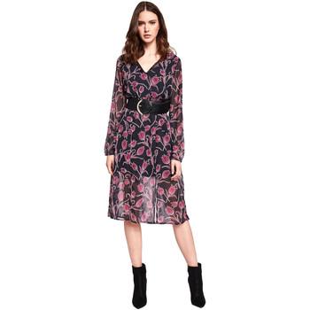 Textil Mulher Vestidos compridos Gaudi 921BD15014 Azul