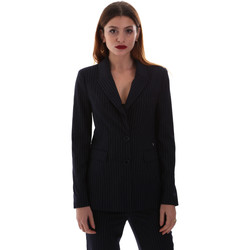 Textil Mulher Casacos/Blazers Gaudi 921BD35027 Azul