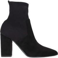 Sapatos Mulher Botins Grace Shoes 140M007 Preto