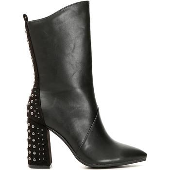 Sapatos Mulher Botas Café Noir MA944 Preto