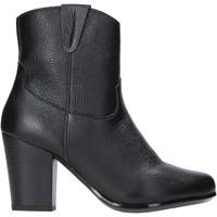 Sapatos Mulher Botins The Flexx E8012_02 Preto