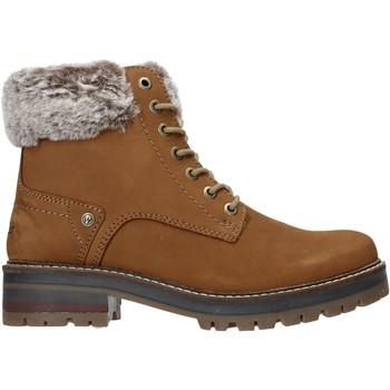 Sapatos Mulher Botins Wrangler WL92524A Castanho