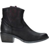 Sapatos Mulher Botins Wrangler WL92626A Preto
