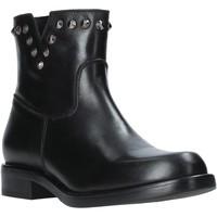 Sapatos Mulher Botas baixas Pregunta IBO4023-BV Preto