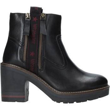 Sapatos Mulher Botins Wrangler WL92602A Preto