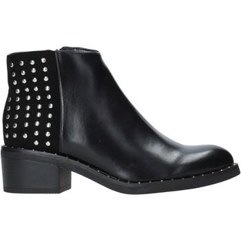 Sapatos Mulher Botas baixas Gold&gold B19 GJ180 Preto