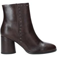 Sapatos Mulher Botins Stonefly 212165 Castanho