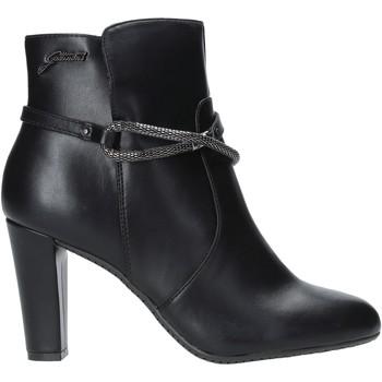 Sapatos Mulher Botas baixas Gattinoni PINKA0923W Preto