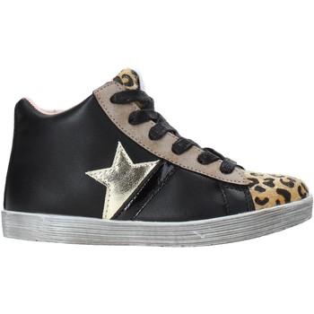 Sapatos Criança Sapatilhas de cano-alto Miss Sixty W19-SMS649 Preto