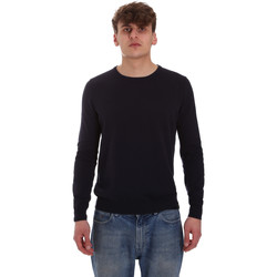 Textil Homem camisolas Gaudi 011BU53024 Azul
