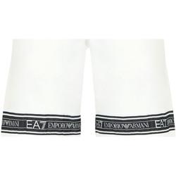 Textil Homem Fatos e shorts de banho Ea7 Emporio Armani 3HPS56 PJ05Z Branco