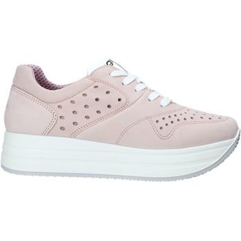 Sapatos Mulher Sapatilhas IgI&CO 5165711 Rosa