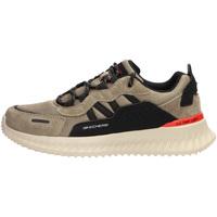 Sapatos Homem Sapatilhas Skechers 232011 Bege