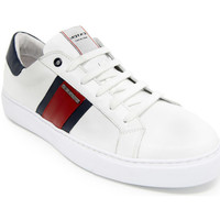 Sapatos Homem Sapatilhas Exton 861 Branco