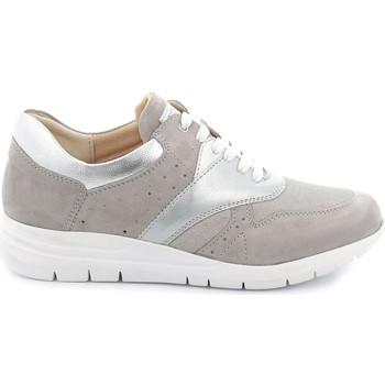 Sapatos Mulher Sapatilhas Grunland SC4879 Cinzento