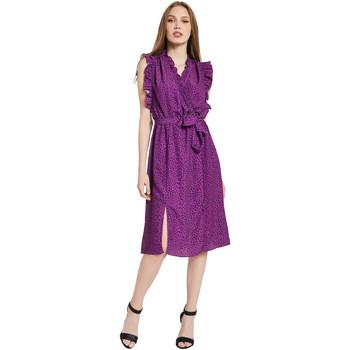 Textil Mulher Vestidos compridos Gaudi 011BD15004 Tolet