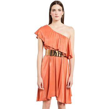 Textil Mulher Vestidos curtos Denny Rose 011ND15020 Laranja