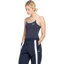 Textil Mulher Tops / Blusas Fila 687610 Azul