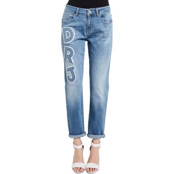 Textil Mulher Calças de ganga Denny Rose 011ND26013 Azul