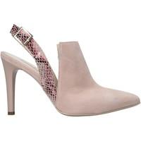 Sapatos Mulher Alpargatas NeroGiardini E011063DE Rosa