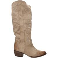 Sapatos Mulher Botins Grace Shoes 544104 Bege