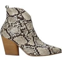 Sapatos Mulher Botins Grace Shoes 7241007 Bege