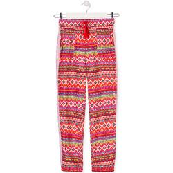 Textil Criança Calças finas / Sarouels Losan 014-9014AL Vermelho