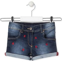 Textil Criança Shorts / Bermudas Losan 016-6010AL Azul