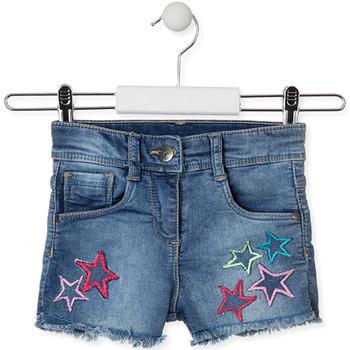 Textil Criança Shorts / Bermudas Losan 016-6016AL Azul