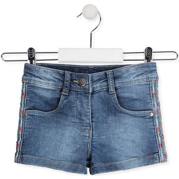 Textil Criança Shorts / Bermudas Losan 016-6022AL Azul