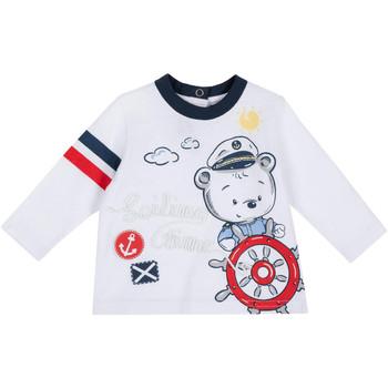 Textil Criança T-shirt mangas compridas Chicco 09006877000000 Branco