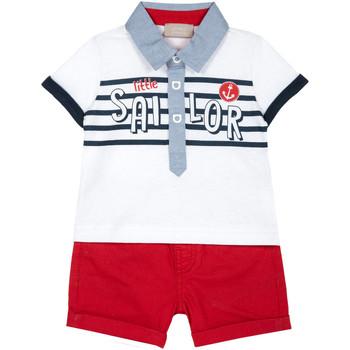 Textil Criança Conjunto Chicco 09076394000000 Branco