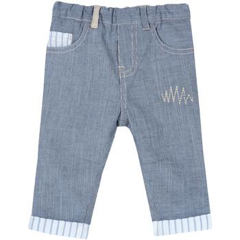 Textil Criança Calças Chicco 09008117000000 Azul