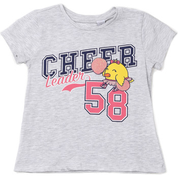 Textil Criança T-Shirt mangas curtas Chicco 09006955000000 Cinzento