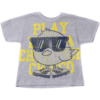 Textil Criança T-Shirt mangas curtas Chicco 09006918000000 Cinzento