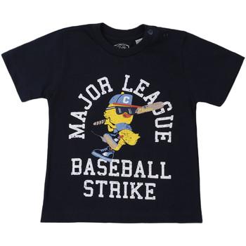 Textil Criança T-Shirt mangas curtas Chicco 09006918000000 Azul