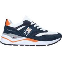 Sapatos Homem Sapatilhas Navigare NAM015260 Azul