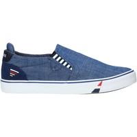 Sapatos Homem Slip on Navigare NAM010006 Azul
