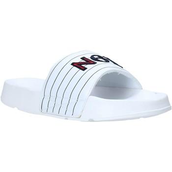 Sapatos Homem chinelos Navigare NAM019050 Branco