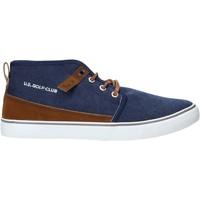 Sapatos Homem Botas baixas U.s. Golf S20-SUS112 Azul
