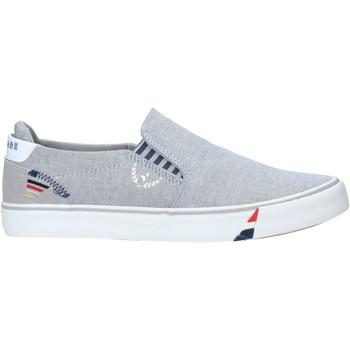 Sapatos Homem Slip on Navigare NAM010006 Cinzento