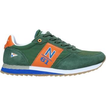 Sapatos Homem Sapatilhas Navigare NAM013550 Verde
