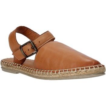 Sapatos Mulher Sandálias Bueno Shoes 9J322 Castanho