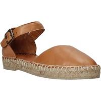 Sapatos Mulher Sandálias Bueno Shoes L2902 Castanho