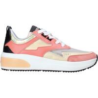 Sapatos Mulher Sapatilhas Replay GWS1Z 021 C0001L Vermelho