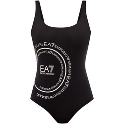 Textil Mulher Fatos de banho Emporio Armani EA7 911128 0P427 Preto