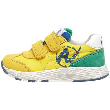 Sapatos Criança Sapatilhas Naturino 2014904 01 Amarelo