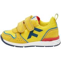 Sapatos Criança Sapatilhas Falcotto 2014924 01 Amarelo